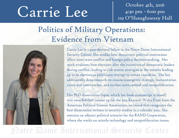 Carrie Lee Bio Web