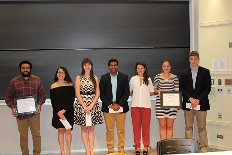 Senior Thesis And Awards Ceremony