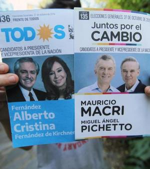 Argentine Elections