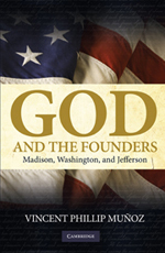 God and the Founders book cover