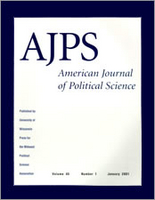 American Journal of Political Science
