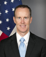 Douglas Griffiths '86, was appointed U.S. Ambassador to Mozambique in July 2012